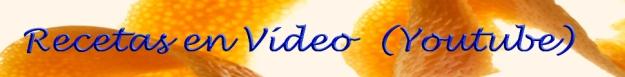 Recetas Dukan en Video Youtube