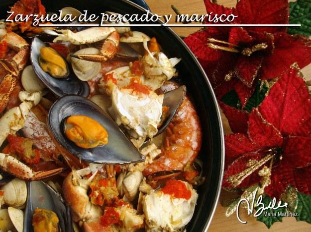 Recetas Dukan: Zarzuela de pescado