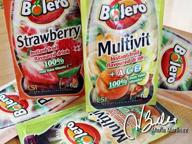 Bebidas Bolero Dukan