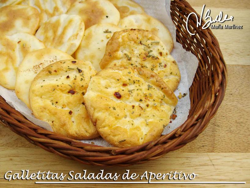Recetas Dukan: GalletitasSaladas de Xonia