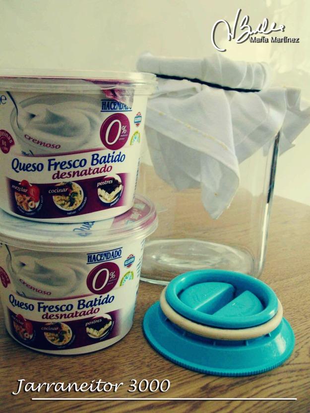 Recetas Dukan: Hacer queso 0% en casa