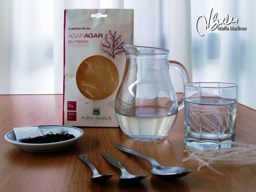 Bebida Saciante de Agar Agar: Recetas Dukan