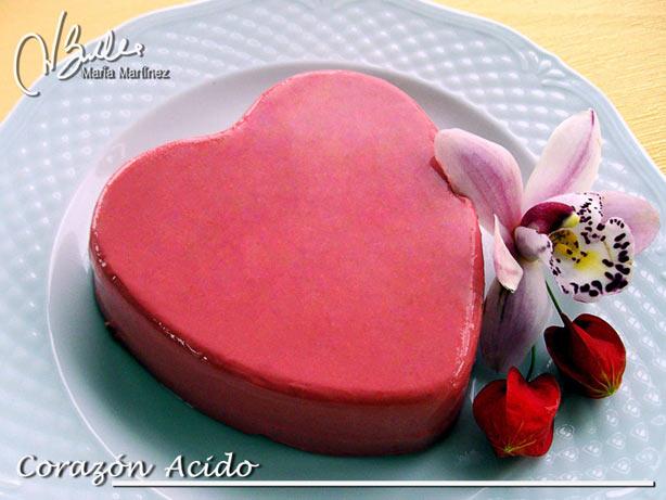 Corazón Acido Dukan, apto desde fase Ataque y desde el lunes de la NUEVA dieta Dukan