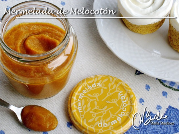 Mermelada de calabaza-melocoton: Recetas Dukan