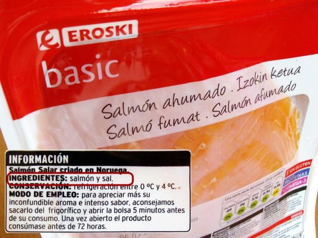 Dieta Dukan: Salmón apto