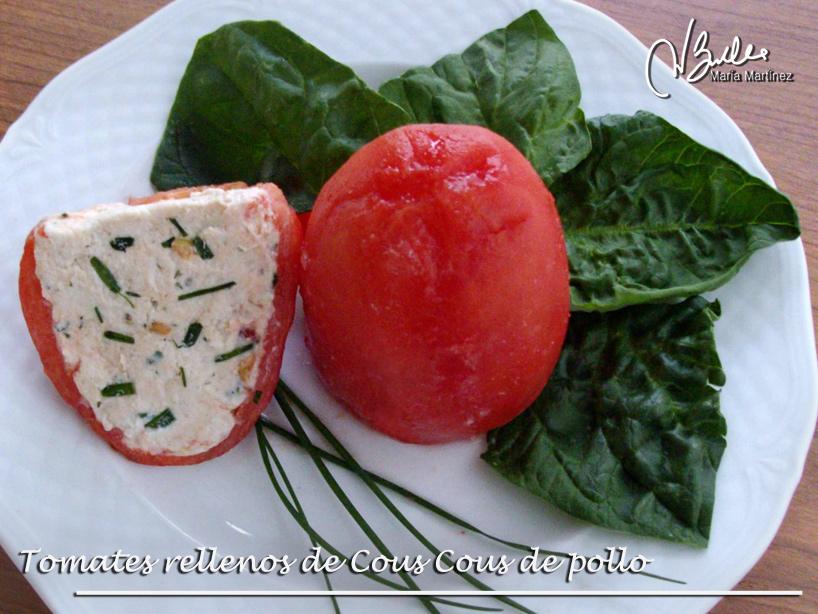 Tomates Rellenos: Recetas Dukan