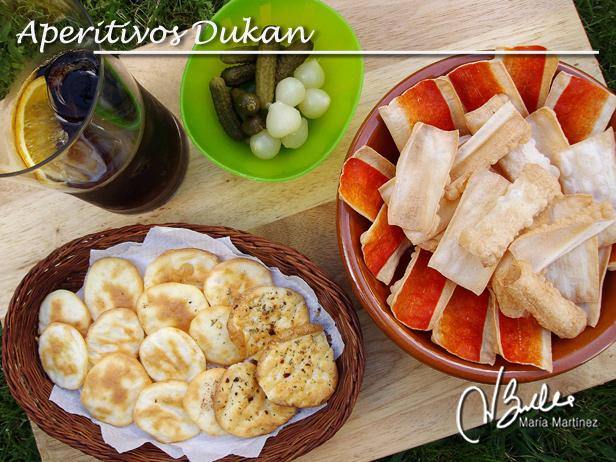 Aperitivos Dieta Dukan