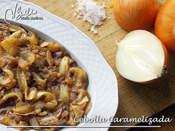 Cebolla Dukan, Caramelizada sin Aceite