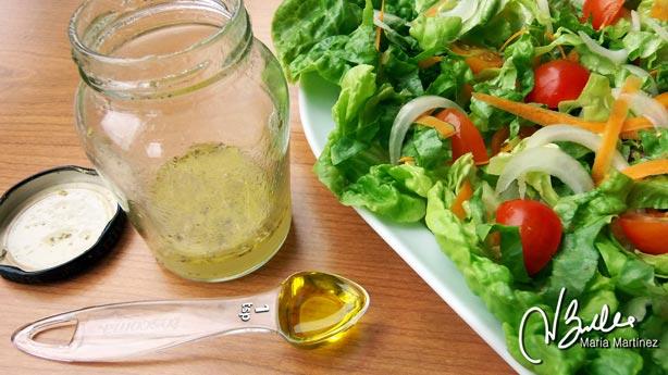 Cantidad de Aceite permitida en la Dieta Dukan
