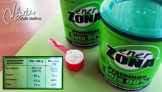 Proteina de Soja apta Dukan desde Ataque