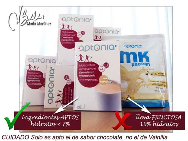 Dieta Dukan Batidos de Proteina Aptos