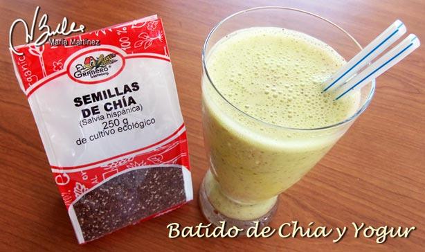 Dieta Dukan Chia Batido Saciante