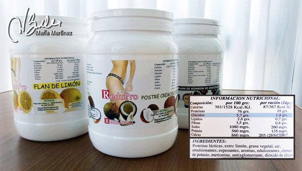 Batidos de proteinas para adelgazar en decathlon