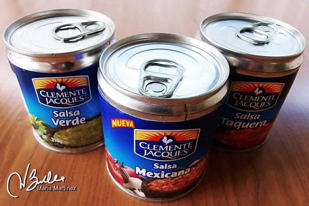 Salsas Mexicanas aptas para la dieta Dukan