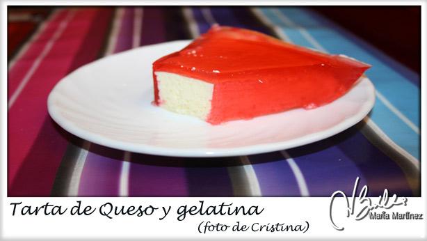 Tarta de Queso Dukan by Cristina
