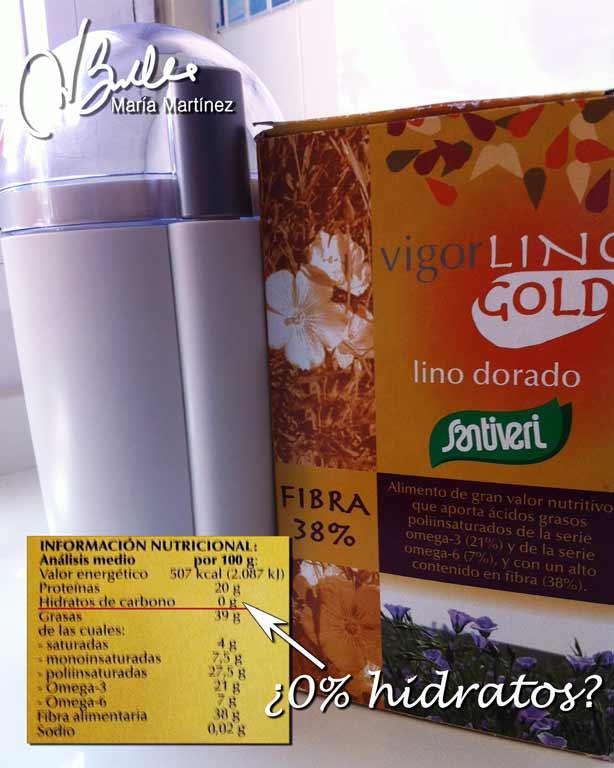 Semillas de Lino y dieta Dukan