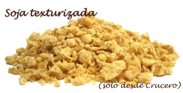 Proteína de Soja apta Dukan desde Ataque