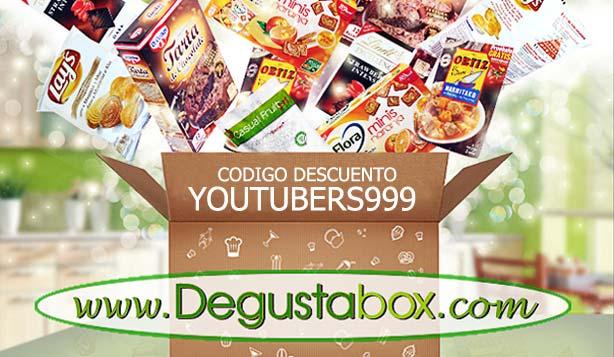 Degustabox código descuento
