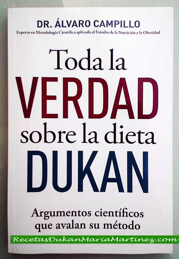 Dieta Dukan, Toda la verdad  (libro)