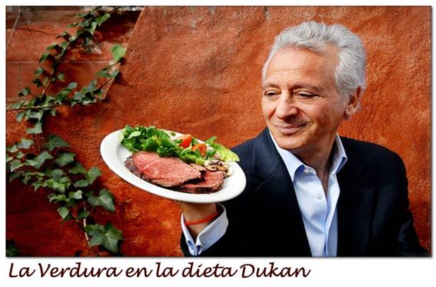 Dieta Dukan y Verduras: el miedo injustificado a la verdura