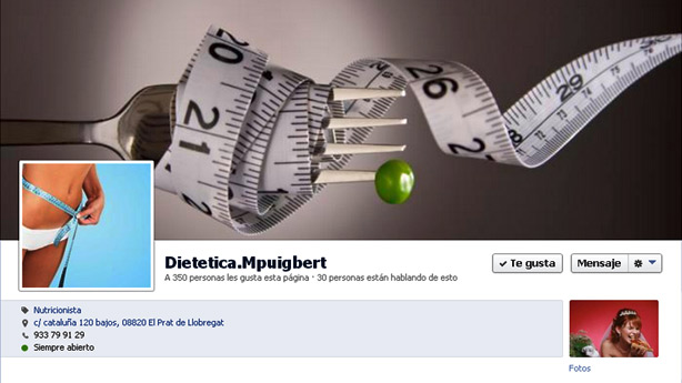 Dietetica-MPuigberg, página en Facebook