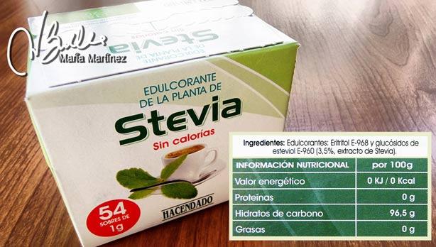 Stevia y dieta Dukan: ¿es apta la Stevia de Mercadona?