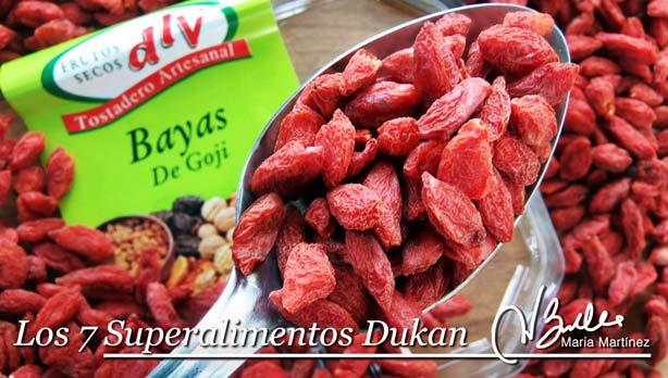 Super alimentos Dukan: 7 alimentos para estar mejor y verse mejor