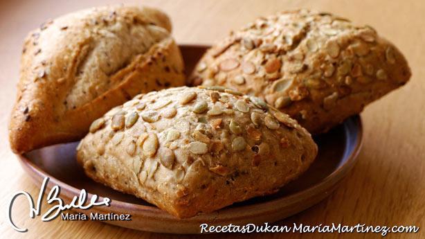 Fase Consolidación dieta Dukan: Pan