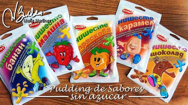 Puding sin azúcar (Recetas Dukan en olla GM)