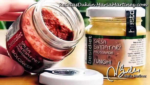 Salsas Best Diet y dieta Dukan