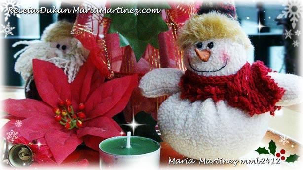 Navidades Dukan: Menú, Recetas, Consejos
