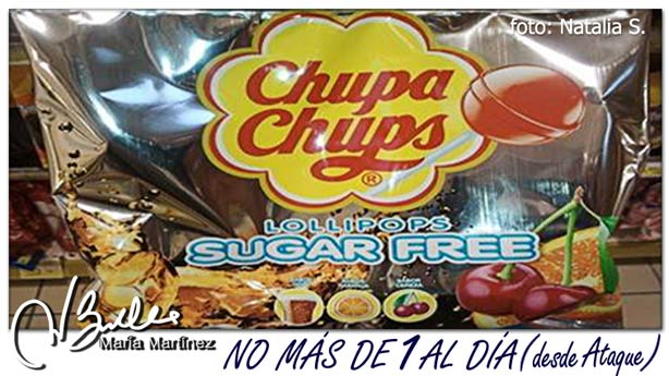 Caramelos Dukan: Solano, Chupa chups y chicles sin azúcar