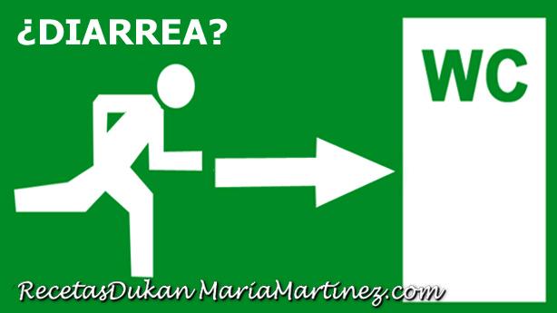 Diarrea y dieta Dukan