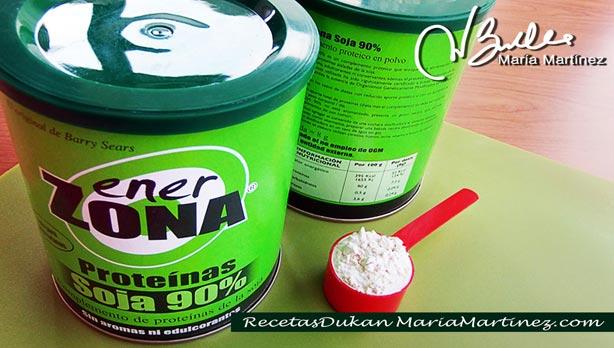 ¿Proteína de Soja o de Suero? Dieta Dukan