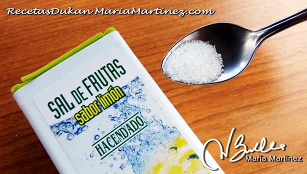 Sal de Frutas Mercadona, apta Dukan desde Ataque