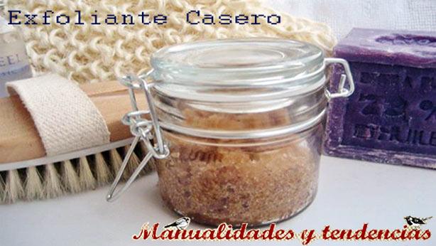 Jabones y Exfoliantes Caseros:  exfoliante de aceite de almendras