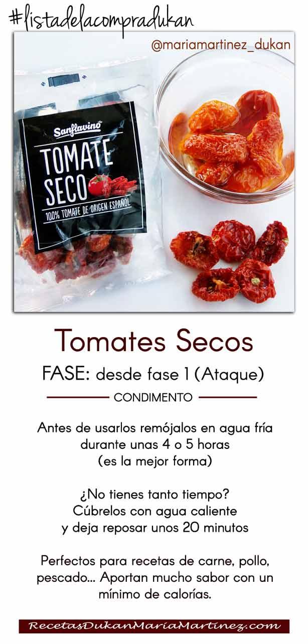 Lista-de-la-Compra-Dukan-Tomate-Seco
