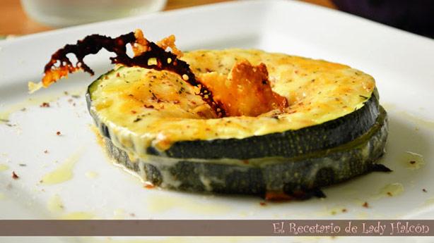 Recetas Dukan con Calabacín:  sandwich de calabacín