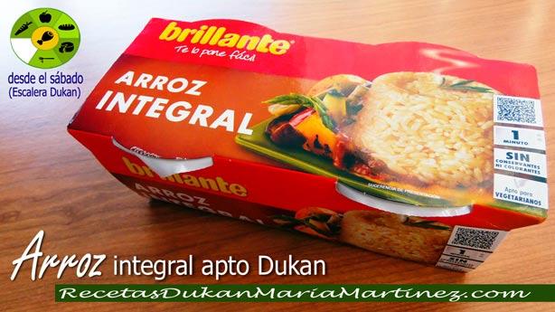 Nueva dieta Dukan 2014: la Escalera Nutricional (el método dukan fácil) incluye pan integral, fruta, pasta integral y arroz integral desde la primera semana