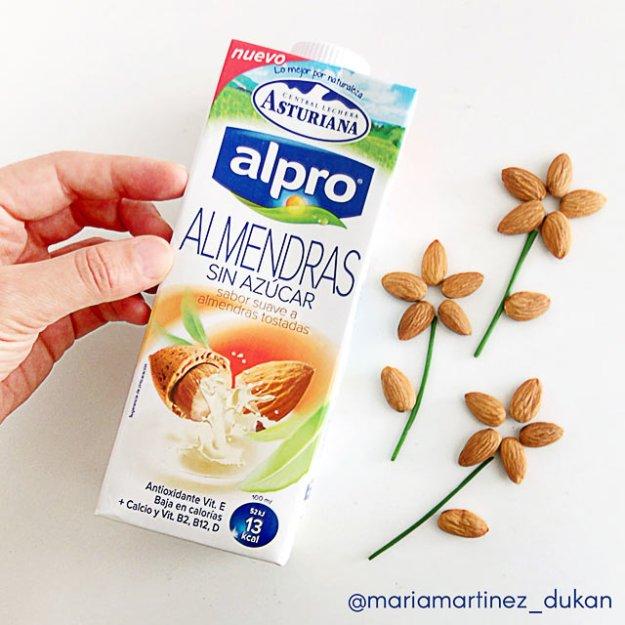 Leche-de-almendras-Alpro-apta-Dieta-Dukan-Ataque