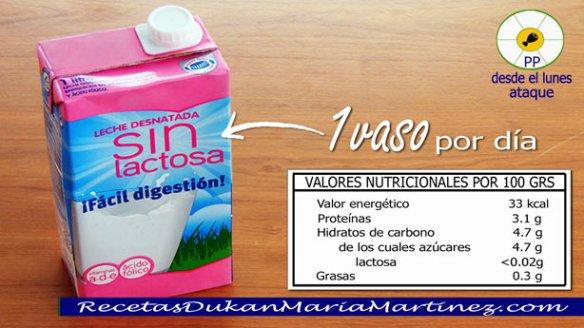 dieta dukan cafe con leche