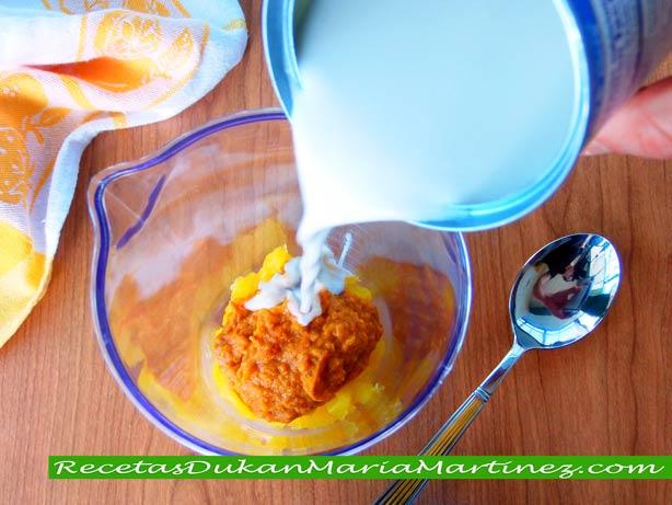 Maria Martinez Dukan: Crema de Calabaza y curry (Crucero PV)