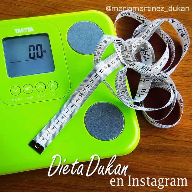 Dieta Dukan en Instagram, recetas y trucos
