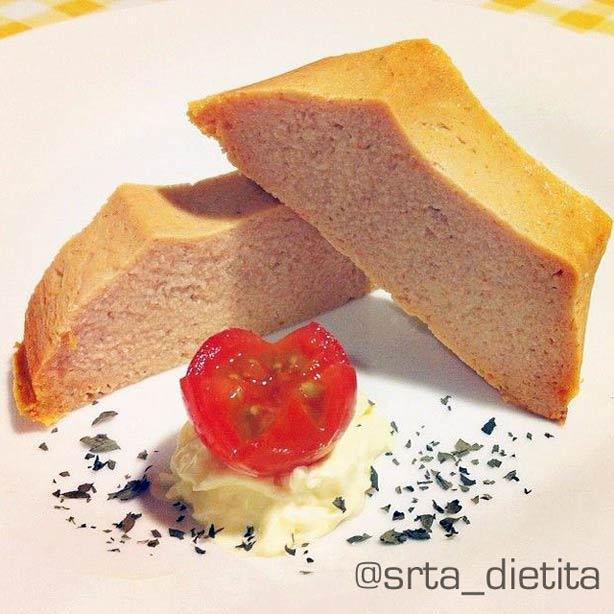 Pastel de Surimi Dukan, receta fase Ataque