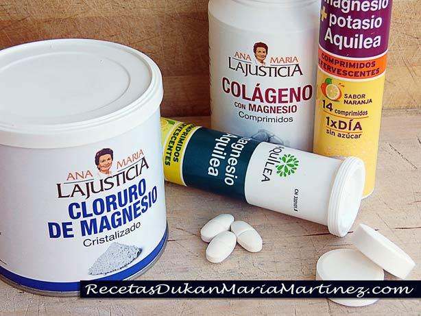 Cloruro de magnesio para adelgazar como se prepara