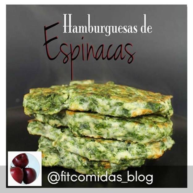 Dieta Dukan en Instagram: hamburguesas de pollo y espinacas, receta