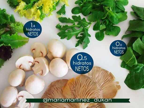 Dieta Dukan: verduras aptas en fase 1 (Ataque). Bienvenidos a
