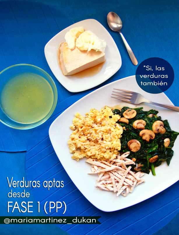 recetas dieta south beach fase 1