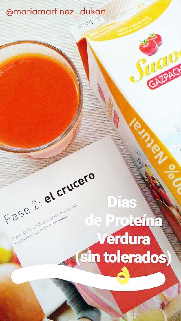 Gazpacho-dieta-Dukan-Crucero-PV-Maria-Martinez
